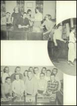 1957 Eastern High School Yearbook Page 86 & 87