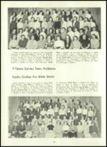 1957 Eastern High School Yearbook Page 88 & 89
