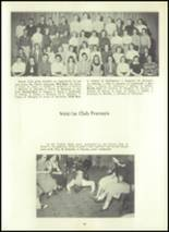1957 Eastern High School Yearbook Page 90 & 91