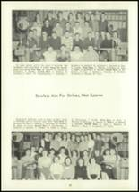 1957 Eastern High School Yearbook Page 92 & 93