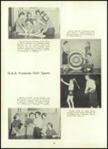 1957 Eastern High School Yearbook Page 94 & 95