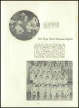 1957 Eastern High School Yearbook Page 98 & 99