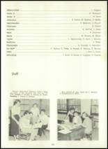 1957 Eastern High School Yearbook Page 104 & 105