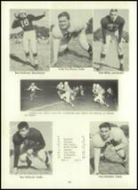 1957 Eastern High School Yearbook Page 110 & 111