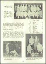 1957 Eastern High School Yearbook Page 112 & 113