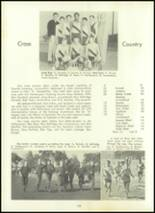 1957 Eastern High School Yearbook Page 114 & 115