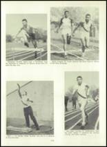 1957 Eastern High School Yearbook Page 118 & 119