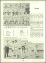 1957 Eastern High School Yearbook Page 120 & 121