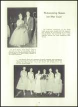 1957 Eastern High School Yearbook Page 122 & 123