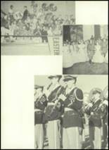 1957 Eastern High School Yearbook Page 124 & 125