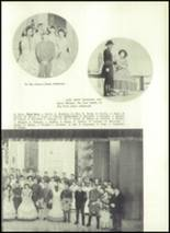 1957 Eastern High School Yearbook Page 126 & 127