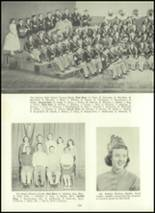 1957 Eastern High School Yearbook Page 128 & 129