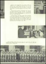 1957 Eastern High School Yearbook Page 130 & 131