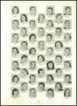 1957 Eastern High School Yearbook Page 138 & 139