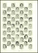 1957 Eastern High School Yearbook Page 140 & 141