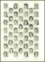 1957 Eastern High School Yearbook Page 142 & 143