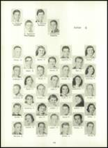 1957 Eastern High School Yearbook Page 144 & 145