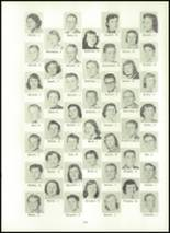 1957 Eastern High School Yearbook Page 150 & 151