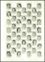 1957 Eastern High School Yearbook Page 152 & 153