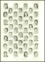 1957 Eastern High School Yearbook Page 156 & 157