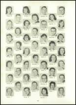 1957 Eastern High School Yearbook Page 158 & 159