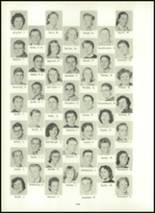 1957 Eastern High School Yearbook Page 160 & 161