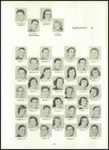 1957 Eastern High School Yearbook Page 162 & 163