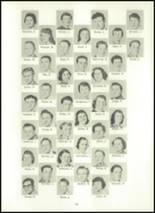1957 Eastern High School Yearbook Page 164 & 165