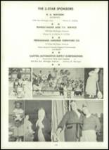 1957 Eastern High School Yearbook Page 174 & 175