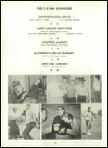 1957 Eastern High School Yearbook Page 178 & 179
