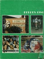 1981 Yearbook Bonita High School
