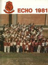 1981 Yearbook El Campo High School