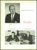 1963 Thomas Jefferson High School Yearbook Page 12 & 13