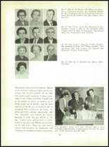 1963 Thomas Jefferson High School Yearbook Page 16 & 17