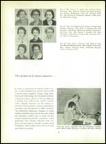 1963 Thomas Jefferson High School Yearbook Page 20 & 21