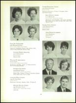 1963 Thomas Jefferson High School Yearbook Page 26 & 27