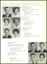 1963 Thomas Jefferson High School Yearbook Page 30 & 31