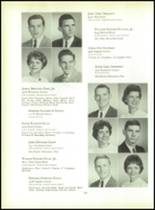1963 Thomas Jefferson High School Yearbook Page 34 & 35