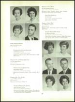 1963 Thomas Jefferson High School Yearbook Page 42 & 43