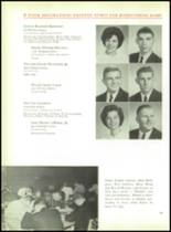 1963 Thomas Jefferson High School Yearbook Page 44 & 45