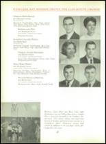 1963 Thomas Jefferson High School Yearbook Page 52 & 53