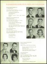 1963 Thomas Jefferson High School Yearbook Page 54 & 55