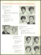 1963 Thomas Jefferson High School Yearbook Page 56 & 57
