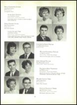 1963 Thomas Jefferson High School Yearbook Page 58 & 59