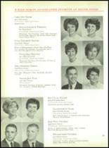1963 Thomas Jefferson High School Yearbook Page 60 & 61