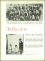 1963 Thomas Jefferson High School Yearbook Page 64 & 65