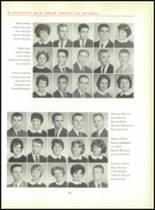 1963 Thomas Jefferson High School Yearbook Page 68 & 69