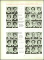 1963 Thomas Jefferson High School Yearbook Page 70 & 71