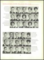 1963 Thomas Jefferson High School Yearbook Page 72 & 73