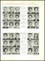 1963 Thomas Jefferson High School Yearbook Page 74 & 75